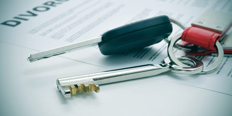 Orland Park property division lawyer
